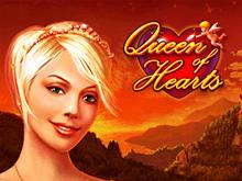 Queen Of Hearts - игровые автоматы от Вулкан